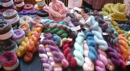 Maschenkunst Stand - Artyarns Silk Mohair, Cashmere Flavor