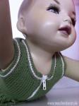 Baby Schlafsack - Design: Daniela Johannsenova, Maschenkunst