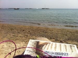Maschenkunst auf Ischia - vielen Dank an Susanne S.