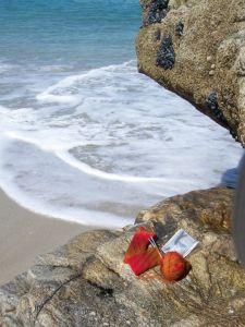 Maschenkunst in der Bretagne - vielen dank an Ceren!