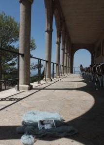 Maschenkunst auf Mallorca - vielen Dank an Marion!