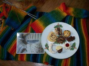 Oh Du Fröhliche - Maschenkunst liebt Weihnachten! Vielen Dank an Ceren!