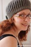 Mütze Ash, Design: Helga Isager Amimono, Material Alpaca 2, www.maschenkunst.de