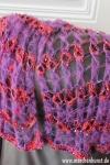Purple Passion, Design: Tequila Sunrise von Isabelle Brem für Maschenkunst