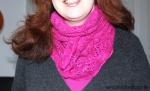 Victoria, Cashmere Glitter 2ply, Artyarns, Maschenkunst