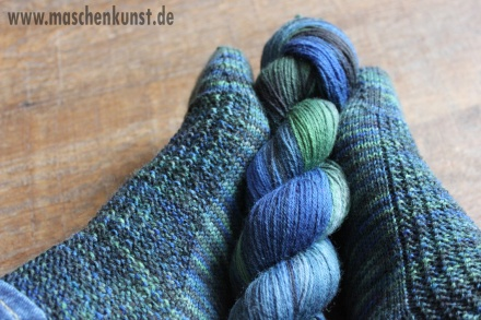 Socken bei Maschenkunst / Socks at Maschenkunst