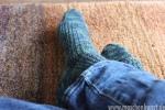 Socken bei Maschenkunst