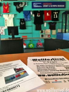 Wollfestival-Deutsches Sport & Olympiamuseum