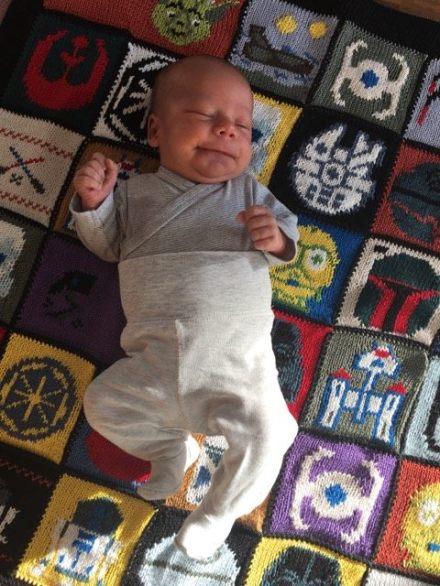 Decke - Baby