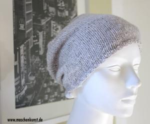 Slouchy Beanie - WDR Daheim+Unterwegs, Daniela Johannsenova